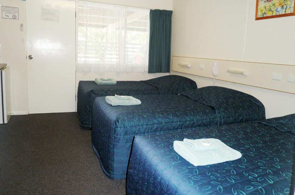 Quality motel accommodation with clean, air-conditioned spacious rooms.